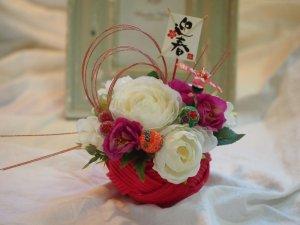 画像1: 迎春アレンジ・R